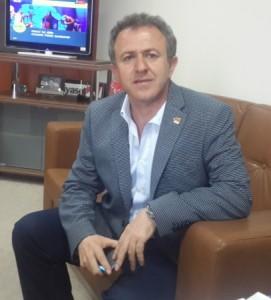 CHP İL BAŞKANI ZAFER YILDIZ