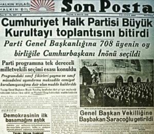 İSMAİL AYDIN, SON POSTA GAZETESİ