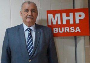 MHP İL BAŞKAN YARDIMCISI EMİN SEYMEN