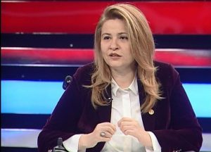 AK PARTİ BURSA MİLLETVEKİLİ BENNUR KARABURUN