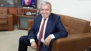 CHP İL BAŞKANI ŞADİ ÖZDEMİR
