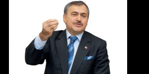 ORMAN VE SU İŞLERİ BAKANI PROF. DR. VEYSEL EROĞLU