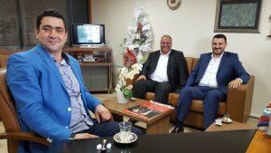 EŞREF ÖZDEMİR, MELİH ÜNAL, MUTLU AYDOĞDU
