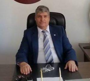 AP İL BAŞKANI AHMET YILDIRIM